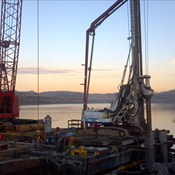 The Dalles Commercial Dock